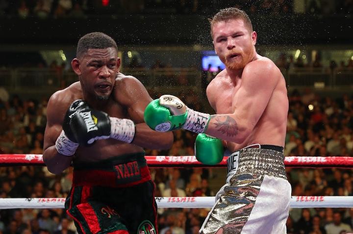 Boxing: Canelo Alvarez vs Daniel Jacobs