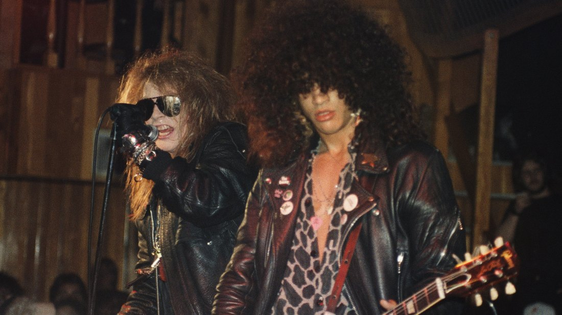 Guns n' Roses At The Troubadour